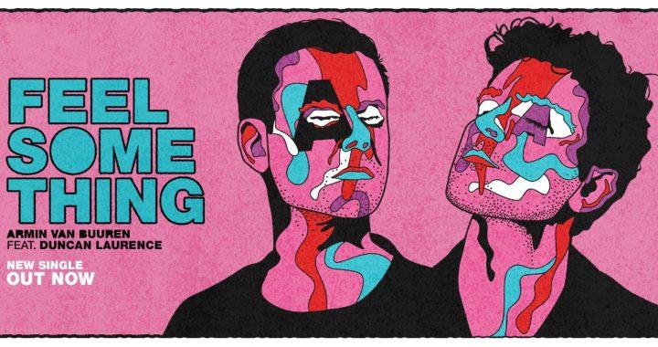 Duncan Laurence Heads To The Dancefloor With Armin Van Buuren on 'Feel Something'