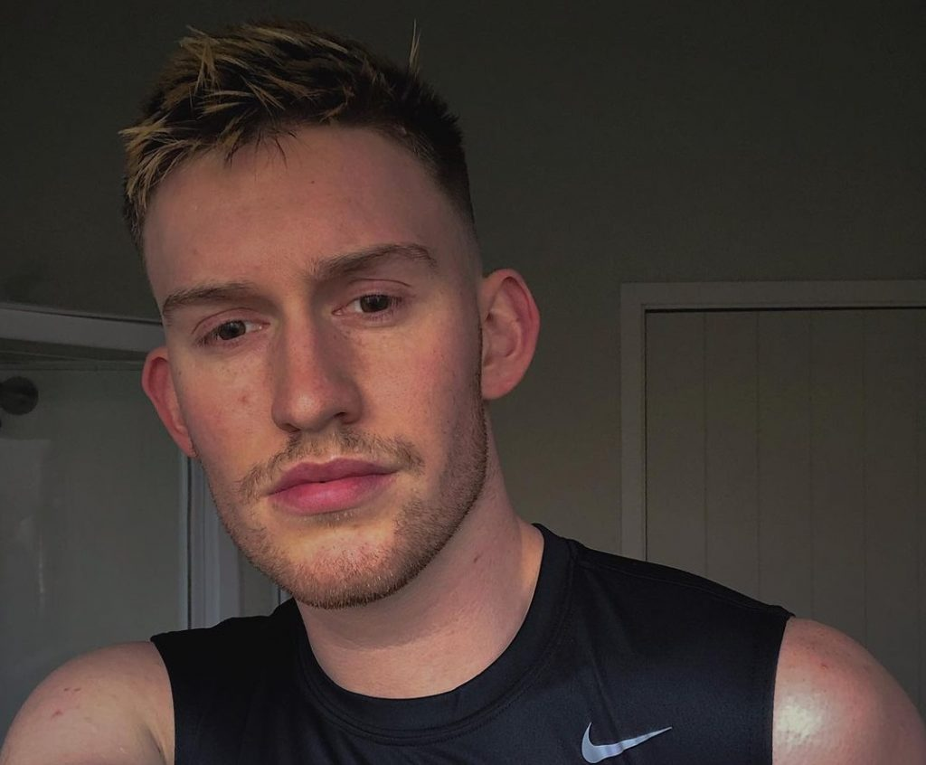 Rising New Zealand-Based Queer Star Boy Virgo Drops Electronic Pop Gem 'Psycho'