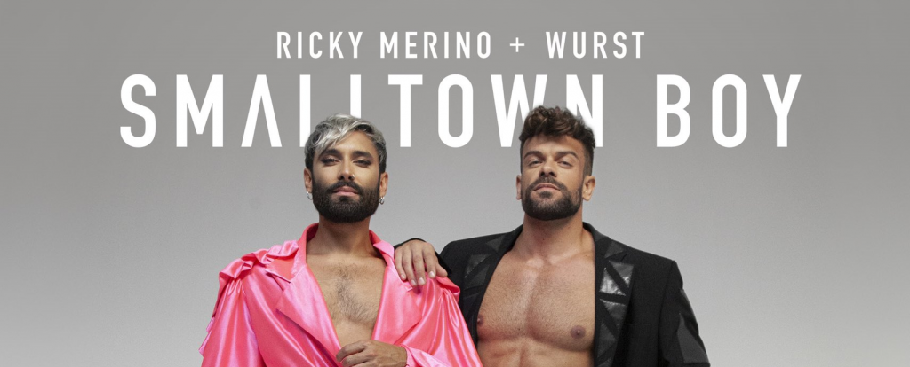 WURST & Ricky Merino Debut Cover of Queer Hi-NRG Classic 'Smalltown Boy'