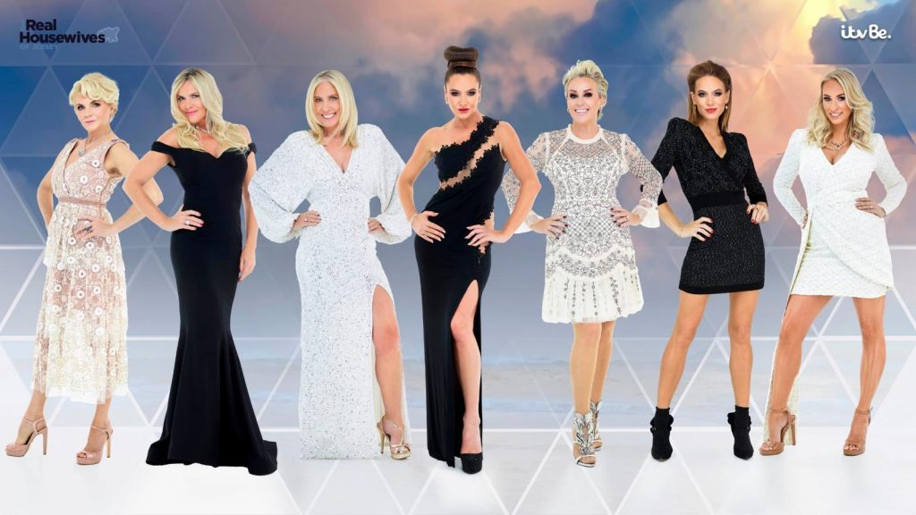 ITVBe's The Real Housewives of Jersey UK Official Trailer