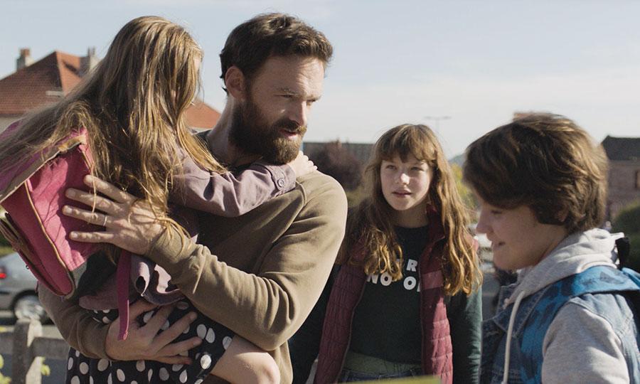 French Film Festival @ Home Review: Into Dad's Woods (La forêt de mon père)
