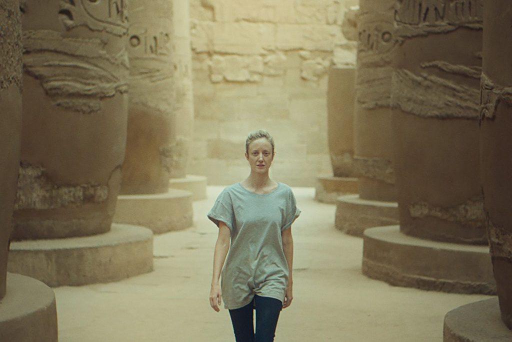 Review: Andrea Riseborough Leads Sparse Contemplative Egypt Set Drama 'Luxor' ★★★