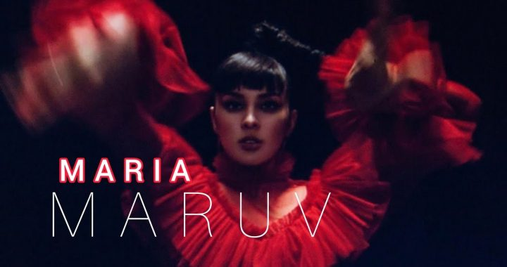 Ukrainian Pop Goddess MARUV Releases Gothic Latin Flavoured New Single 'Maria'