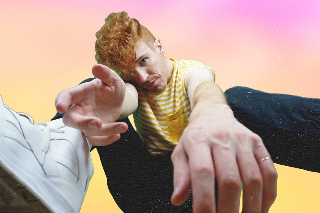 Indie Queer Pop Favourite PRIMME Releases Poignant Confessional New Single 'Sadboi'