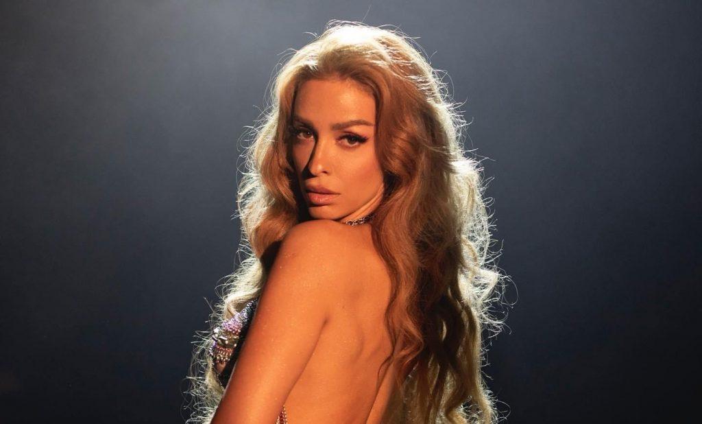 Greek Goddess Eleni Foureira Turns Disco Chanteuse on New Single 'Light It Up'