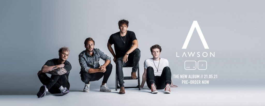 Lawson Unveil Details of 'cmd z' Album, Drop 'Hell Yeah' Video