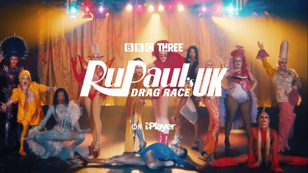 RuPaul's Drag Race UK Series 2 Gets a Trailer