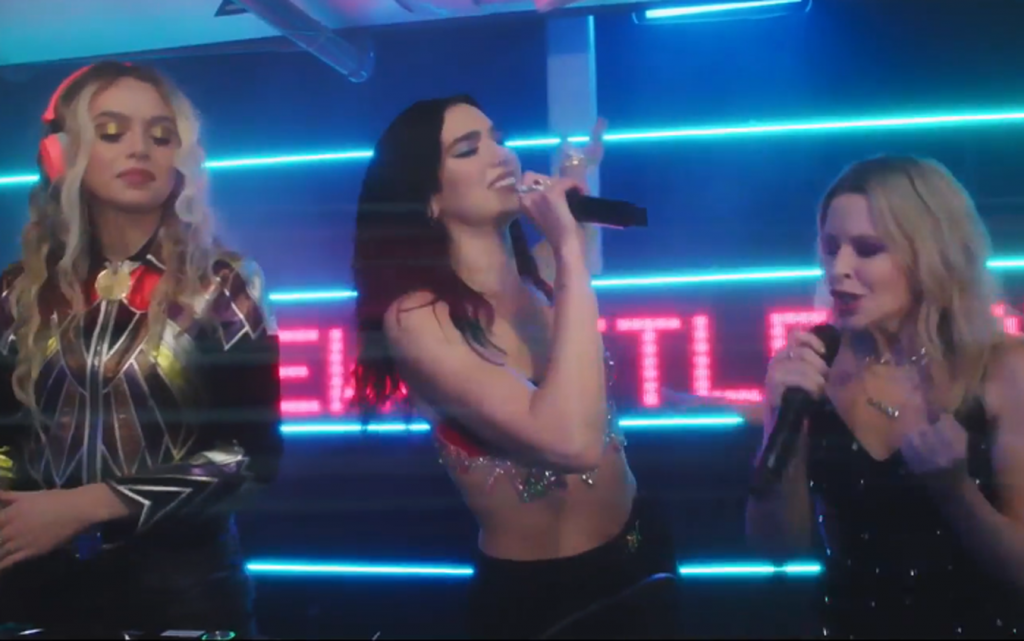 Kylie Minogue and Dua Lipa Deliver 'Real Groove (Studio 2054 Remix)' To Wash Away Your 2020 Blues