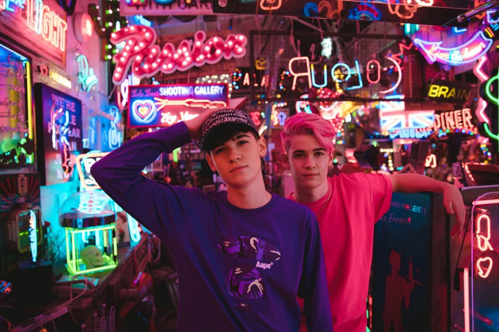 Max and Harvey Debut New Pop Delight 'Worry a Little Less'