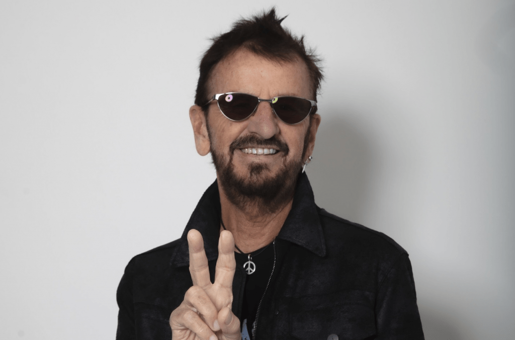 The Legendary Ringo Starr Announces 'Zoom In EP,' Drops Star-Studded New Single 'Here's to the Nights'