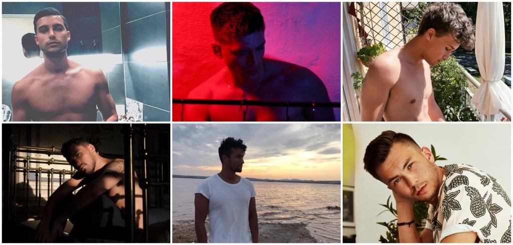 Shameless Idol Worship: The Men of Melodifestivalen 2021