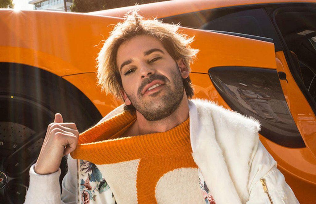 Queer Pop Talent Adam Cola Releases Self-Love Pop Anthem 'Make Your Mark'