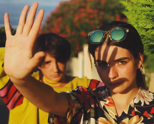 French Electropop Duo Videoclub Prepare to Drop Debut Album 'Euphories'
