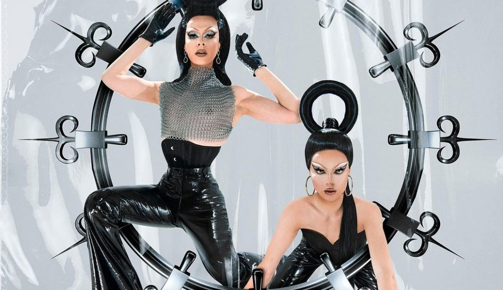 RuPaul's Drag Race UK Talent Gothy Kendoll and DJ Forbid Release 'Switch' With Divina De Campo