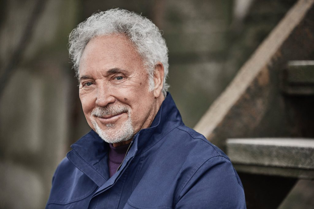 Sir Tom Jones Drops New Track 'Talking Reality Television Blues', Announces 'Surrounded by Time' Album