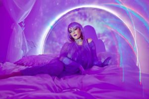 Elisabeth Elektra Calls Us To The Discotheque on 'I Am the Love (Elektra's Dance Mix)'