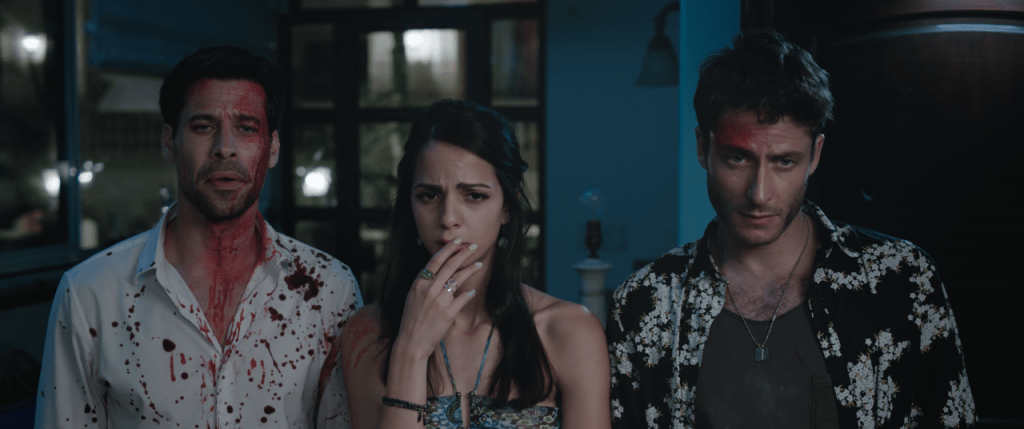 Review: Israeli-American Domestic Horror Comedy 'Happy Times'