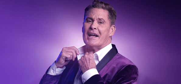 David Hasselhoff Returns to the Dancefloor With DJ Wheelz Collaboration 'Keep Spinning'