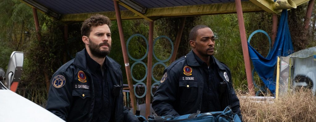 Film Review: Jamie Dornan and Anthony Mackie Star in Sci-Fi Thriller 'Synchronic'