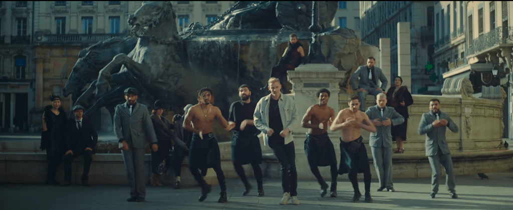 Eurovision France Entrant Terence James Releases the Official Video for His Entry 'Je t'emmènerai danser'