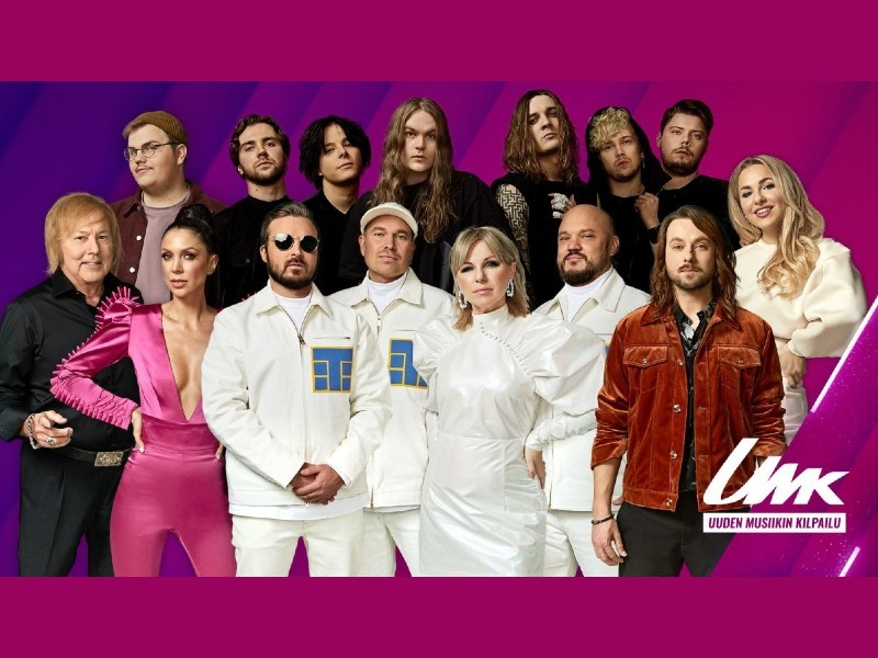 Finland's Eurovision Selection Process UMK Unveils 2021 Competitors Including a Former Eurovision Star and Surprise Return