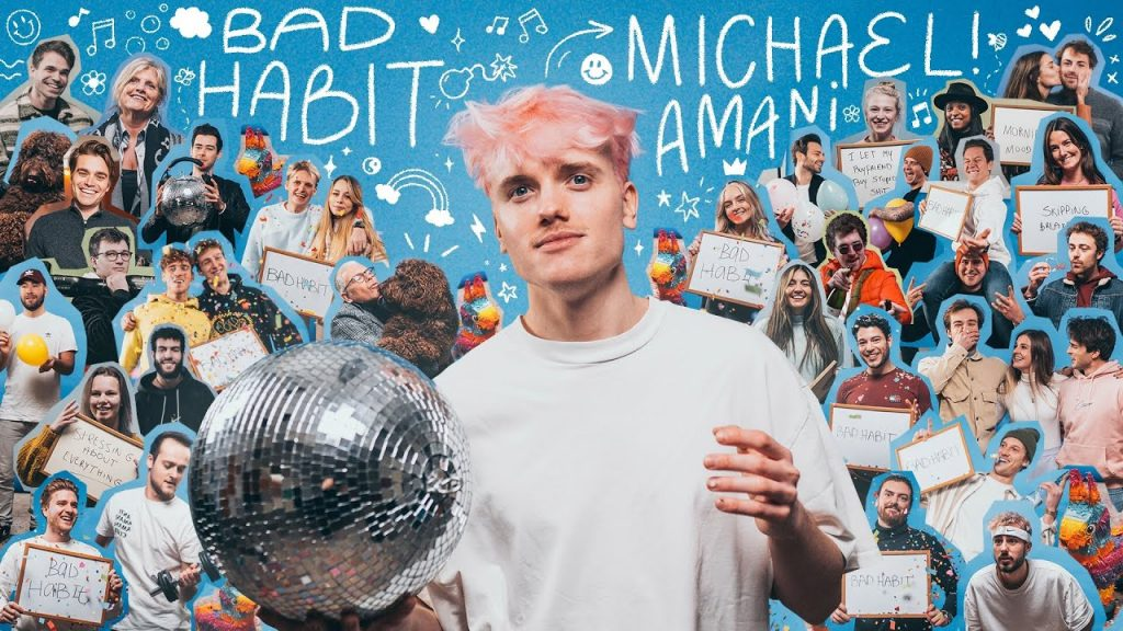 Belgian Artist Michael Amani Tells Us About His 'Bad Habit' on Stellar New EDM Single