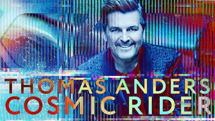 German Pop Icon Thomas Anders Drops Dancefloor Anthem 'Cosmic Rider', Ahead of New English Album 'Cosmic'