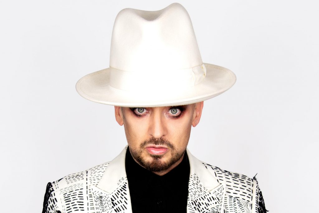 Boy George Teases New Album 'Cool Karaoke Vol 1' with YouTube and Instagram Release