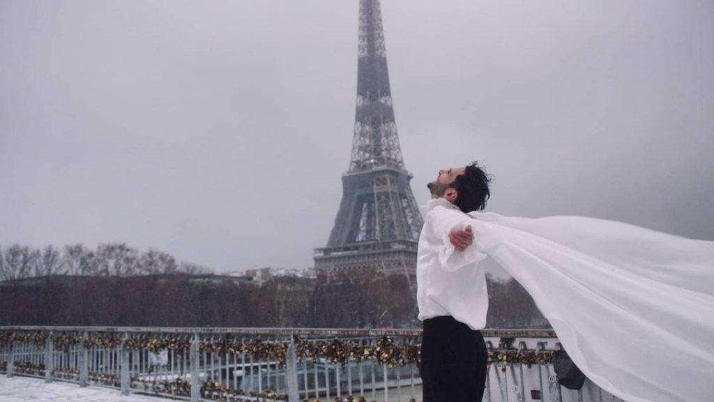 'Eurovision France, c'est vous qui décidez' Star Ali Releases 'Paris me dit (Yalla)' Video