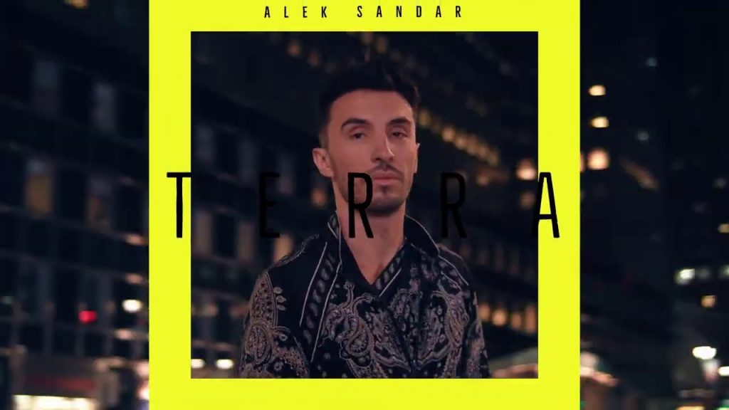 New York Based Singer-Songwriter Alek Sandar Releases New Track 'Terra'