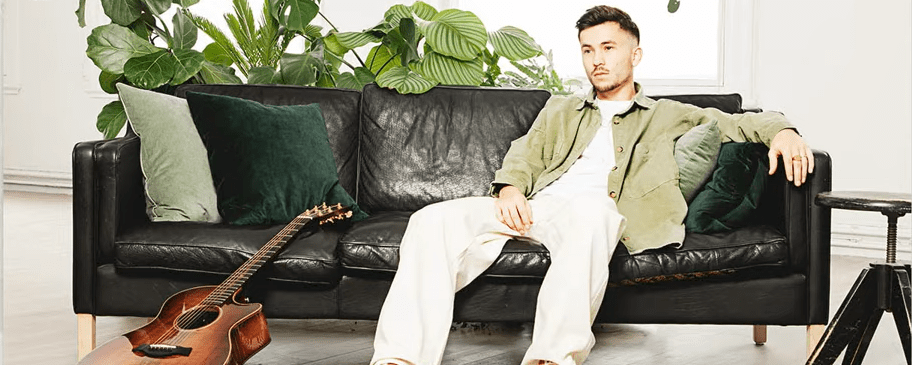 Swedish Pop Sensation and Melodifestivalen 2021 Star Paul Rey Releases EP 'Note to Her'