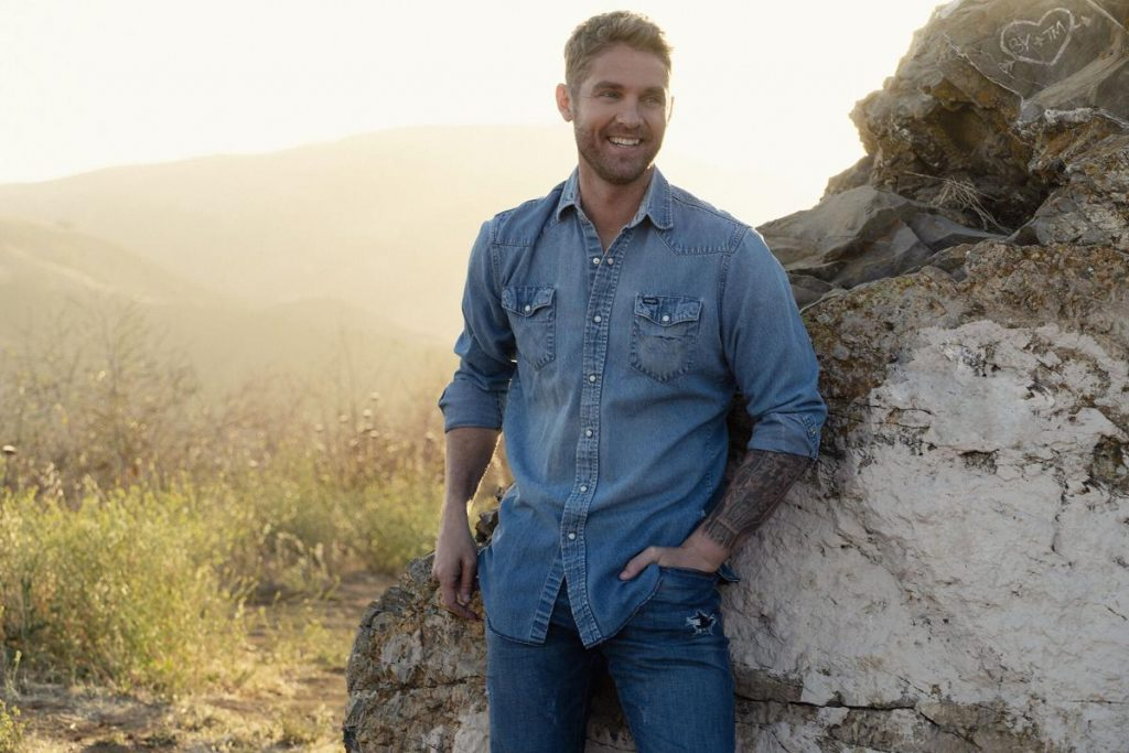 Brett Young Drops New Carefree Country Single 'You Got Away With It'