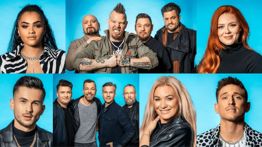 Melodifestivalen 2021: Jessica Andersson & Danny Saucedo Take The Stage! Snippets and Rehearsal Footage