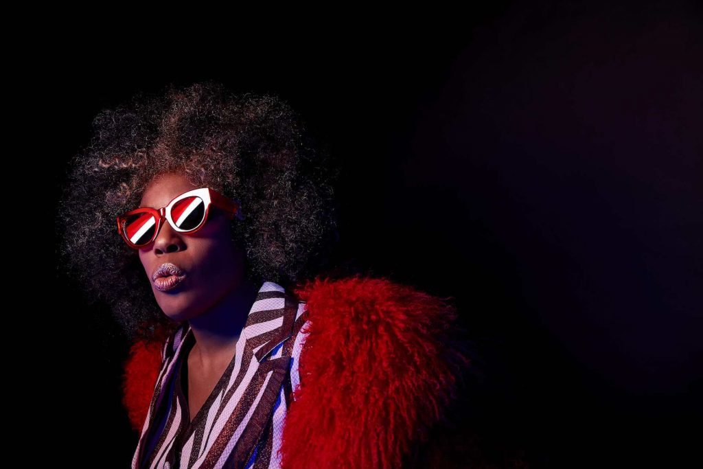 Macy Gray Turns Electropop Diva on New Club Banger! 'Make Me Feel' Featuring Fred Falke and Zen Freeman