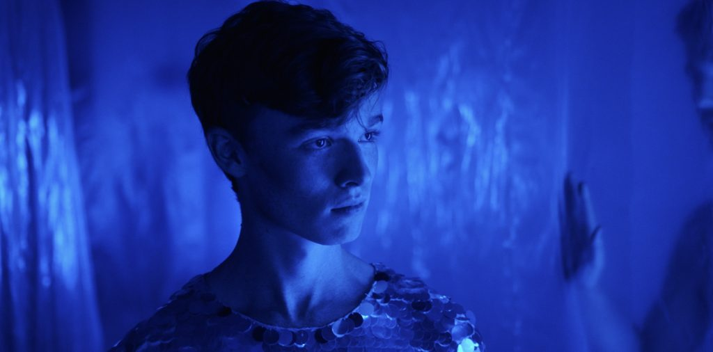 Film Review: Thrilling Queer Coming of Age Drama 'Sequin in a Blue Room'