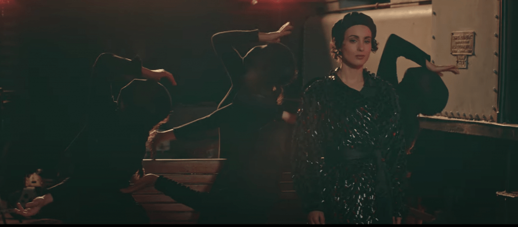 Barbara Pravi Releases the Official Music Video for France's 2021 Eurovision Entry 'Voilà'