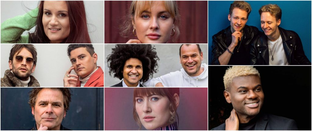 Eurovision: Artists and Songs Revealed for Dansk Melodi Grand Prix 2021 – Listen Here.