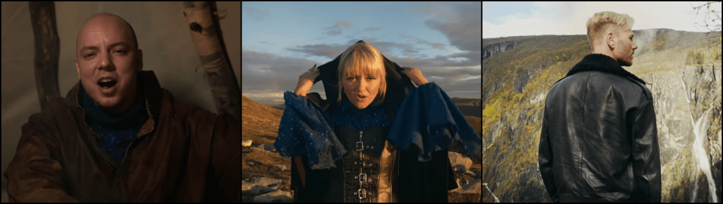 Norwegian Eurovision Favourites KEiiNO Debut Official Video for Melodi Grand Prix Contender 'Monument'