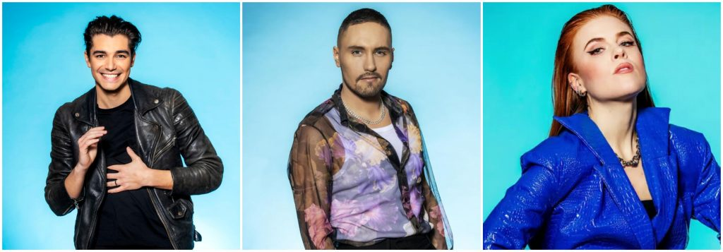 Melodifestivalen 2021: Anton Ewald, Patrik Jean & Dotter Take The Stage! Our Thoughts [Snippets/Rehearsals]