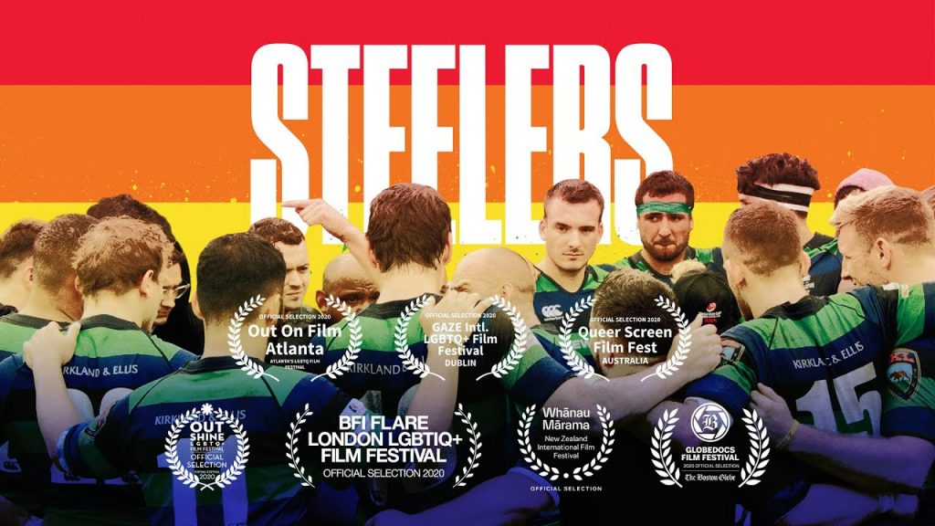 Glasgow Film Festival 2021: Steelers: The World's First Gay Rugby Club