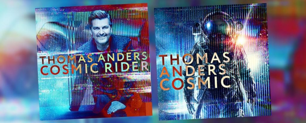 German Pop Icon Thomas Anders Reveals 'Cosmic' English Language Album, Listen to Single 'Cosmic Rider'