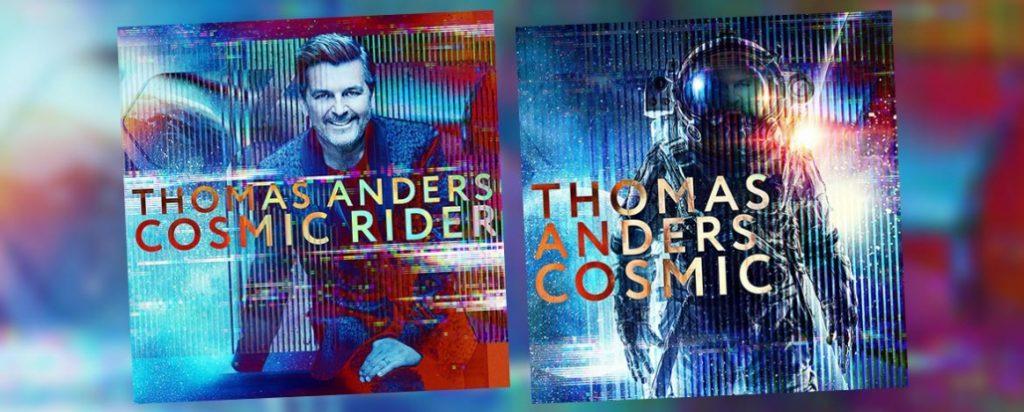 German Pop Icon Thomas Anders Reveals 'Cosmic' English Language Album, Listen to Single 'Cosmic Rider'