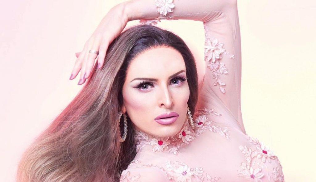 RuPaul's Drag Race UK Star Veronica Green Releases Elegant Debut Single 'Stars'