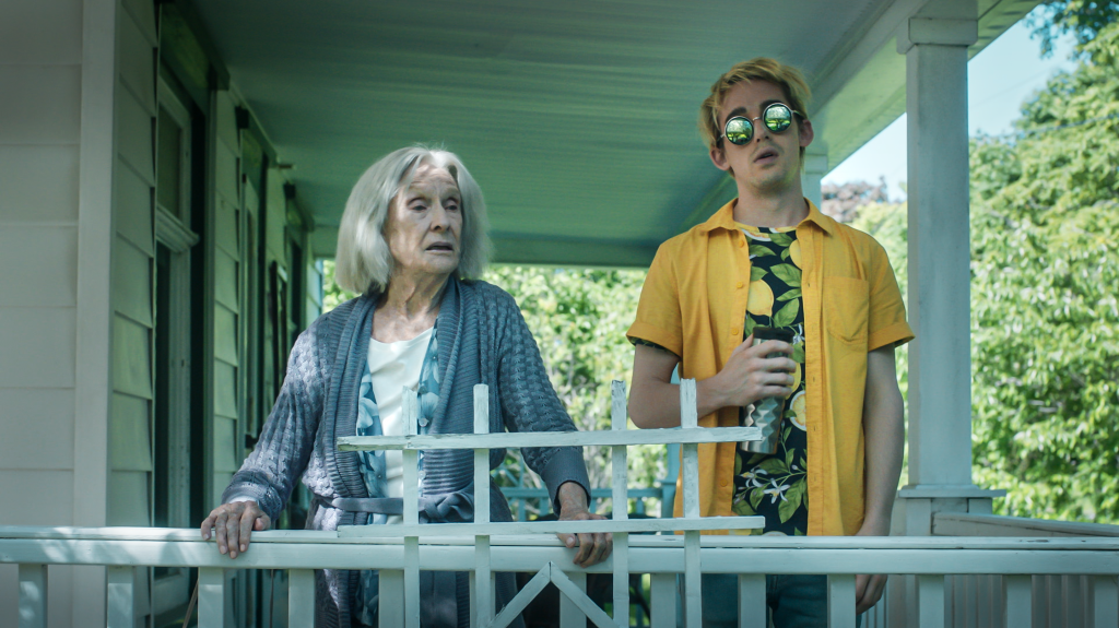 BFI Flare 2021 Review: Cloris Leachman Delivers a Scene-Stealing Turn in Touching Drama 'Jump, Darling'