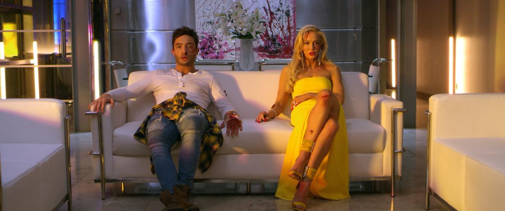 Film Review: Louise Linton and Ed Westwick in 'Me You Madness'