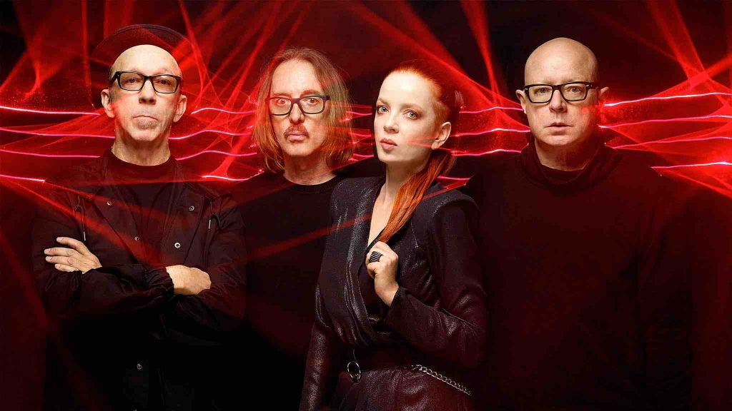 Garbage Drop 'The Men Who Rule the World' Single, Announce New Album 'No Gods No Masters'