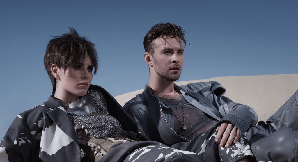 Max Barskih and Zivert Join Forces For Cyberpunk Pop Hit 'Bestseller'