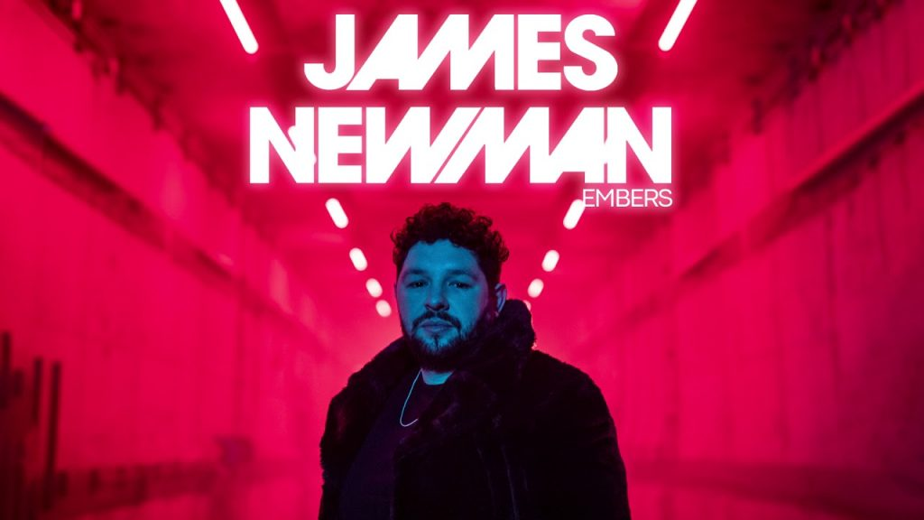 James Newman Brings a Banger With 'Embers' UK Eurovision Entry for 2021