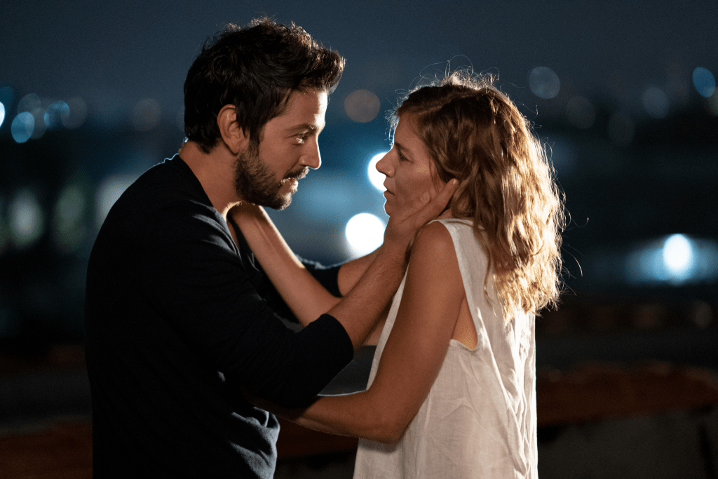 Film Review: Sienna Miller and Diego Luna Lead Ethereal Melodrama 'Wander Darkly'