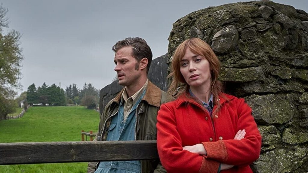 Film Review: Jamie Dornan and Emily Blunt In Curious Irish Romance 'Wild Mountain Thyme'